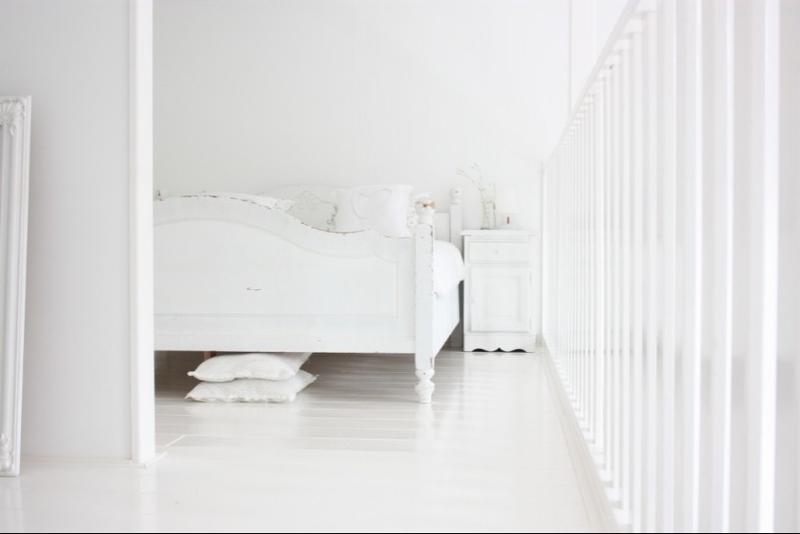 Wonen In Wit : Binnenkijken bij elize michael woonstijl