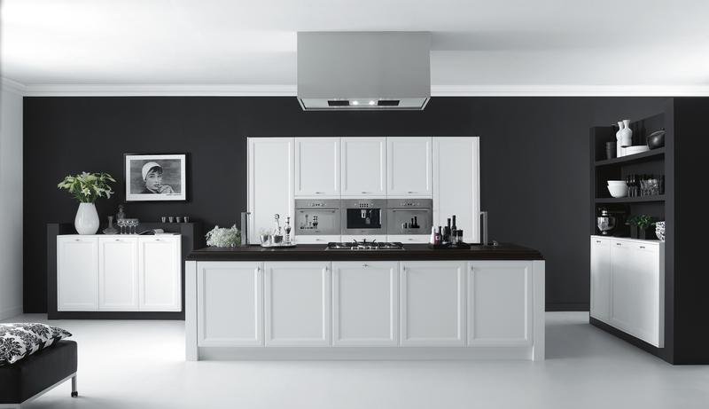Einde Witte Keuken : Terug naar de woonkeuken woonstijl