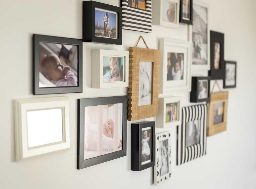 Foto's in het interieur: zo hang je ze op stijlvolle wijze op