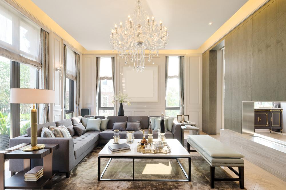 Interieur Klassieke Stijl : De klassieke woonstijl stijlvol elegant woonstijl