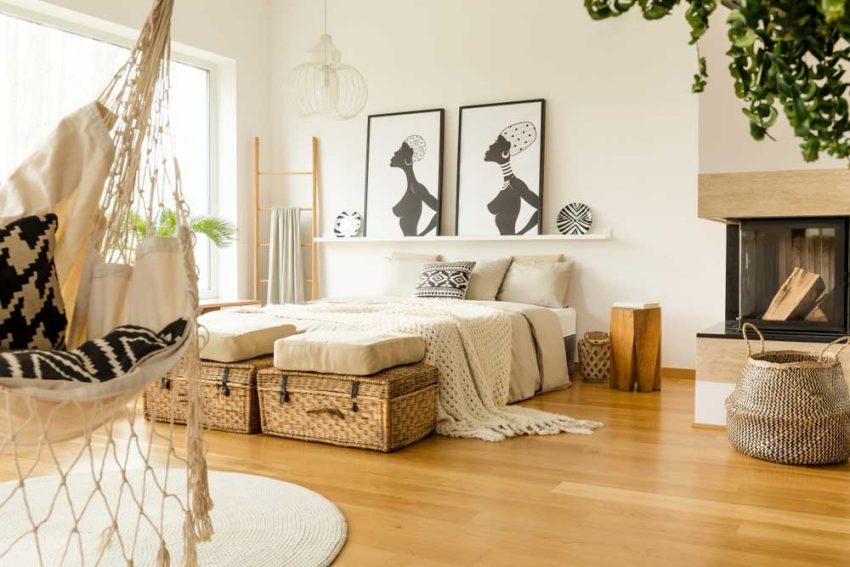 Strandlook Interieur Inspiratie : Rotan in huis: voorbeelden en inspiratie woonstijl