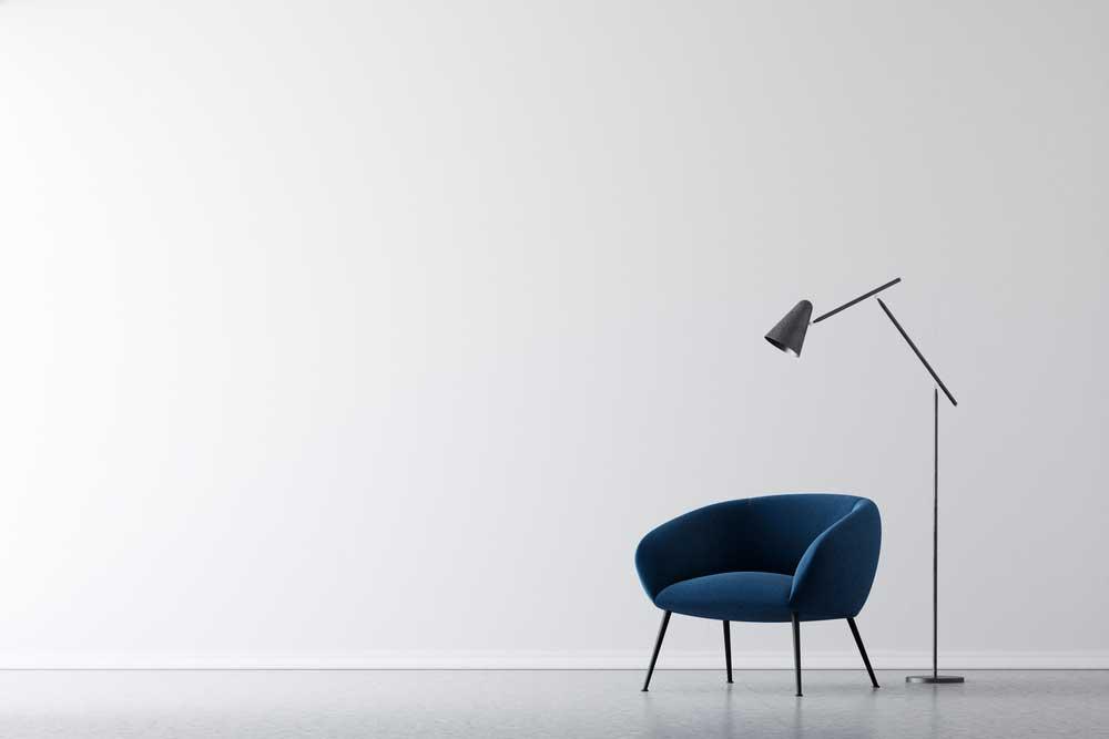 De eivormige fauteuil: een ware trend