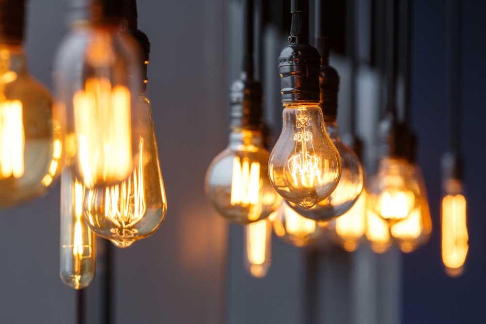 Haal oude lampen in huis voor een warm vintage gevoel