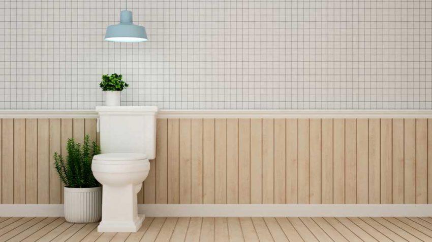 Strandlook Interieur Inspiratie : Denk na over de accessoires in het toilet: tips en inspiratie