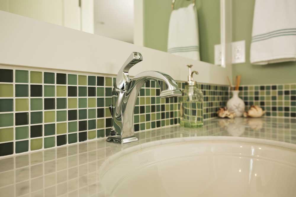 Opvallende tegels in de badkamer: de mooiste voorbeelden