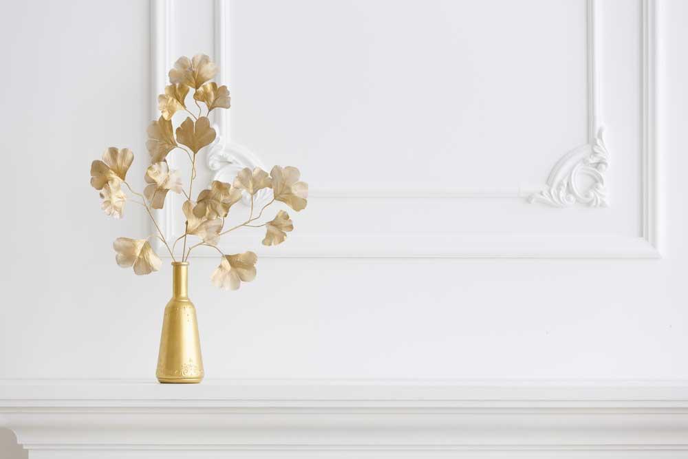Gouden accessoires in huis: stijlvol en chique