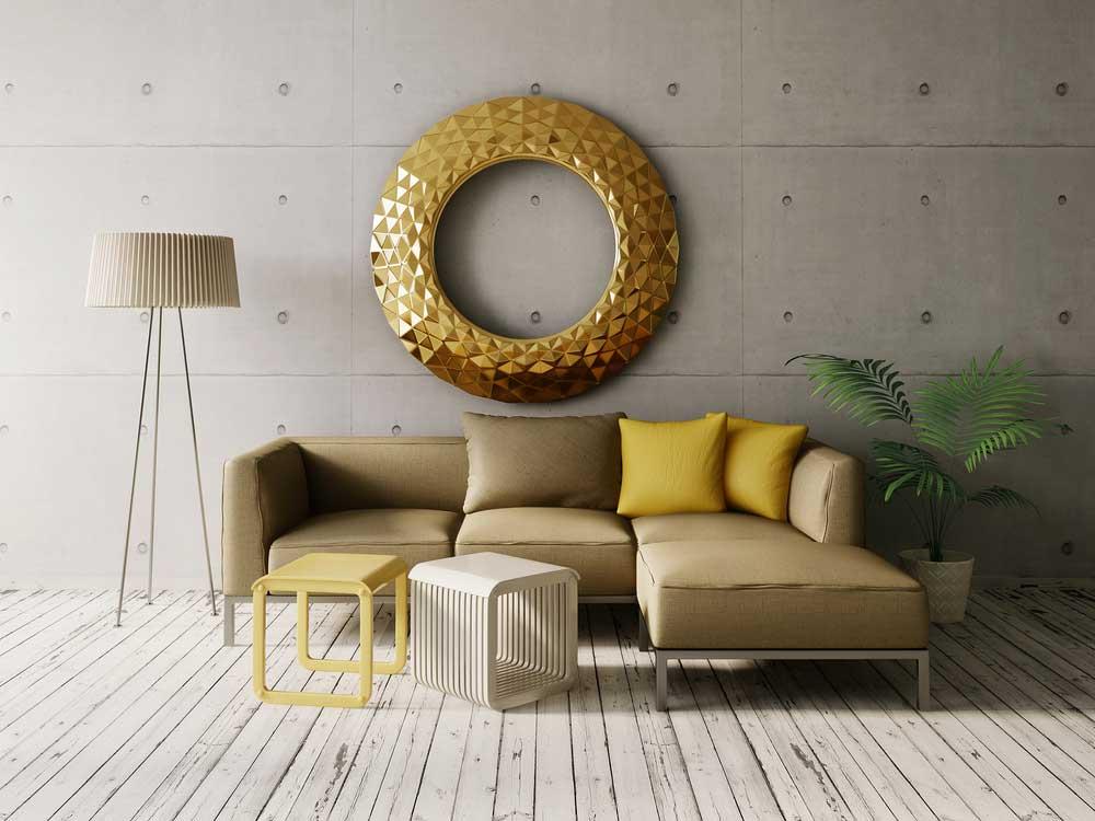 Tips en inspiratie: zo ga je voor de kleur goud in huis