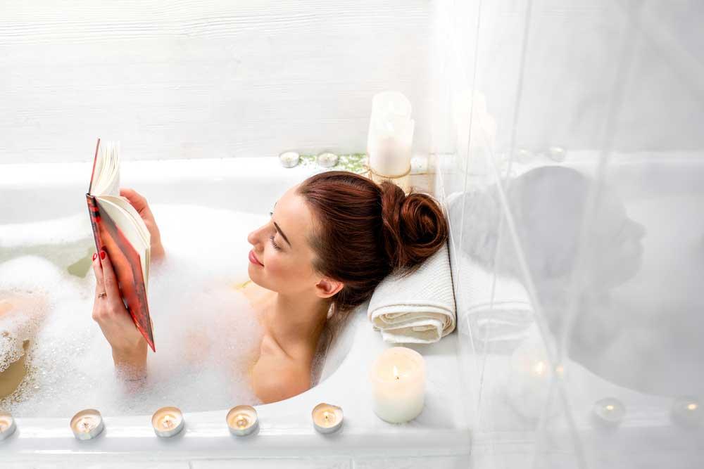 Accessoires voor bij het bad: dit heb je nodig