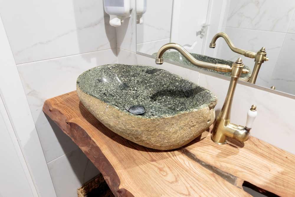 Kies voor een speciale wasbak in het toilet