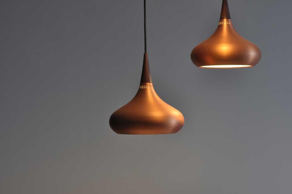 Nieuwe lamp? Kies voor de kleur koper