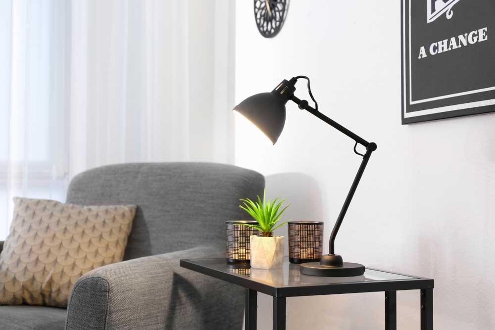Altijd goed op tafel: de klassieke lamp