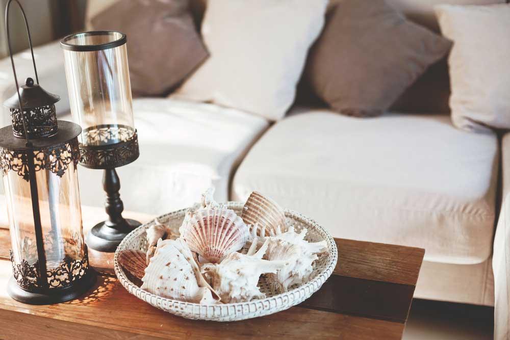 Manieren om souvenirs een plek te geven in huis