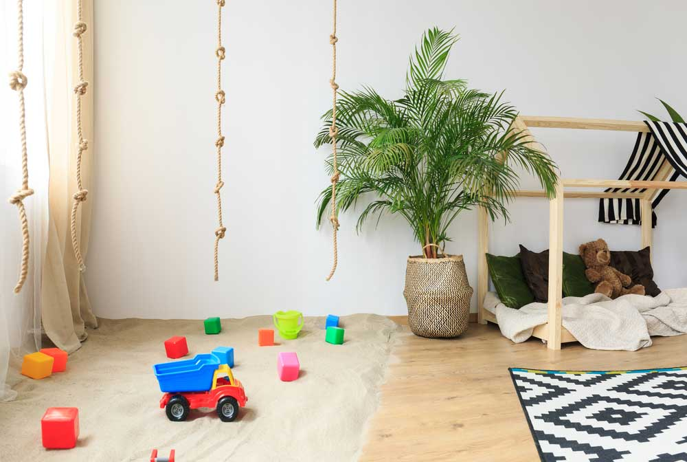 De bohemian babykamer: tips en inspiratie