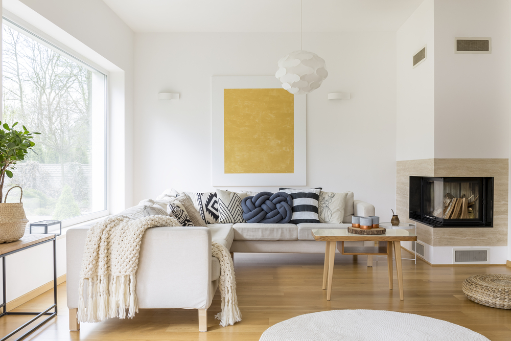 Strandlook Interieur Inspiratie : Inspiratie voor een haard in je interieur woonstijl