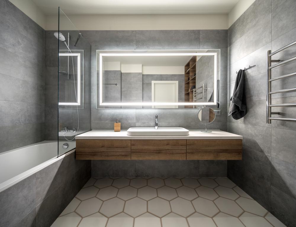 Moderne Badkamer Ideeen : Inspiratie en ideeën voor een moderne badkamer woonstijl