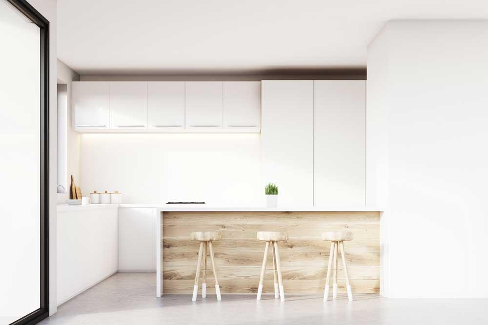 De bar in de keuken: de mooiste voorbeelden