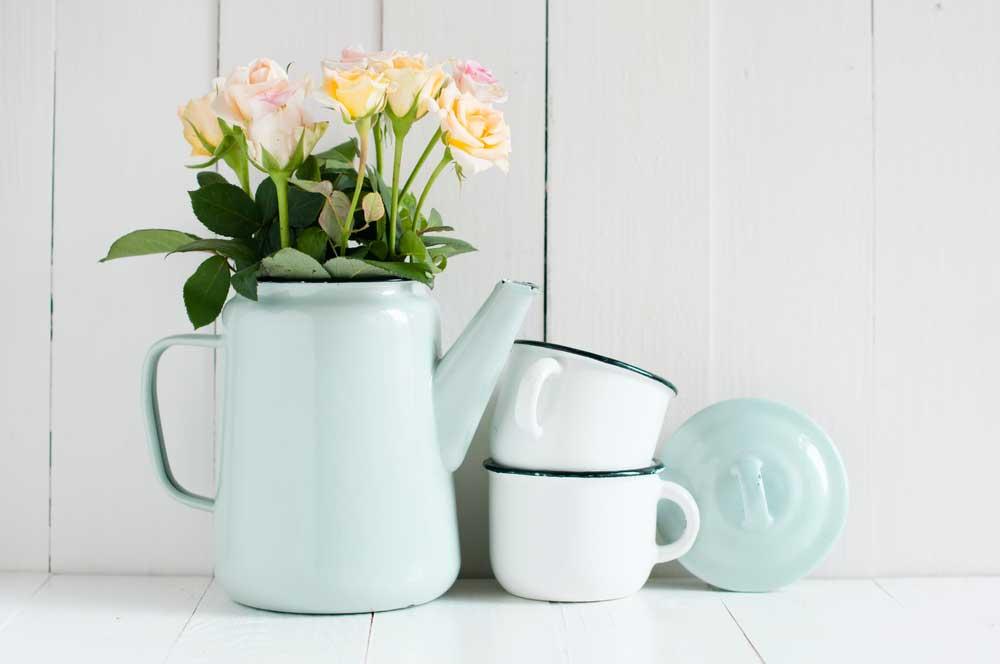 Pastel details in de keuken: stijlvol en rustgevend