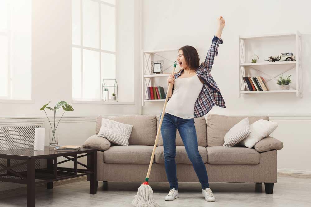 Zo wordt schoonmaken leuk! Onmisbare tips