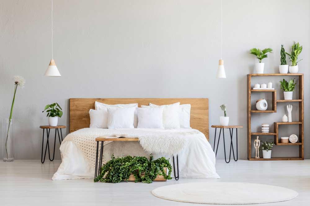 Van groot belang in de slaapkamer: een goed bed