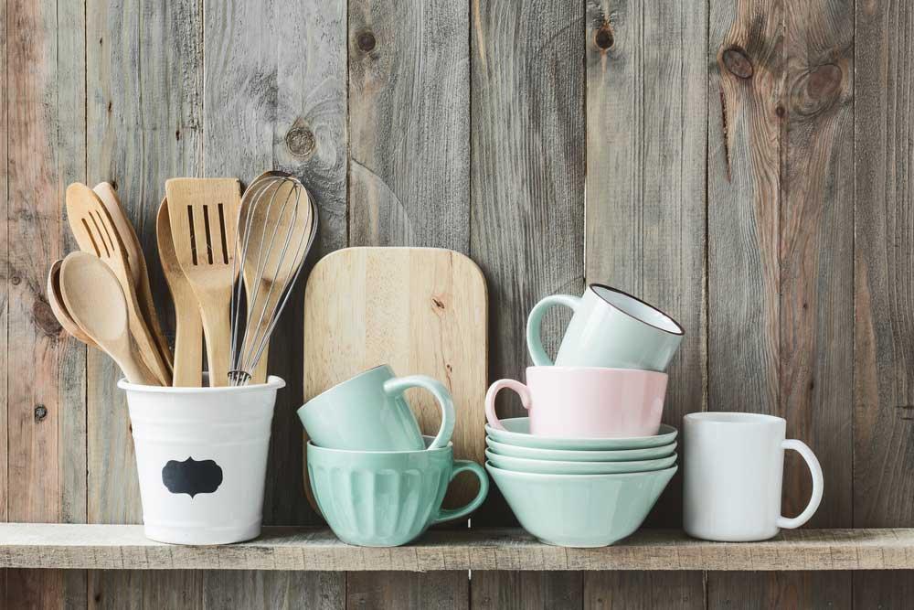 Kies voor mooi serviesgoed in de keuken