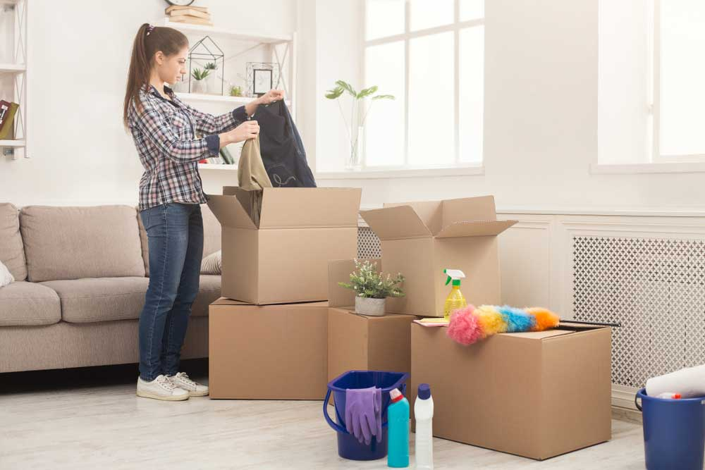 Opruimen maar: durf items weg te gooien in je interieur