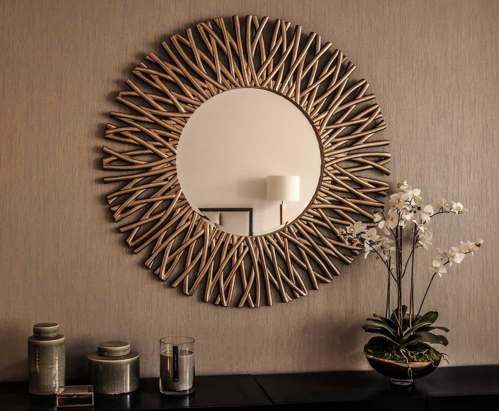 Kijk mee: dit zijn de fraaiste spiegels voor in huis