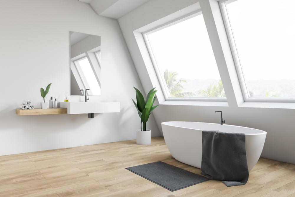 Een Pvc Vloer In De Badkamer Kan Dat Woonstijl