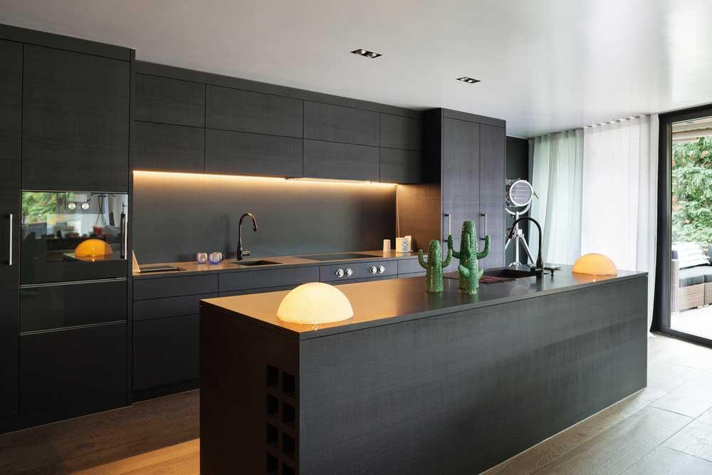 Moderne Keukens Verschillende Voorbeelden Woonstijl