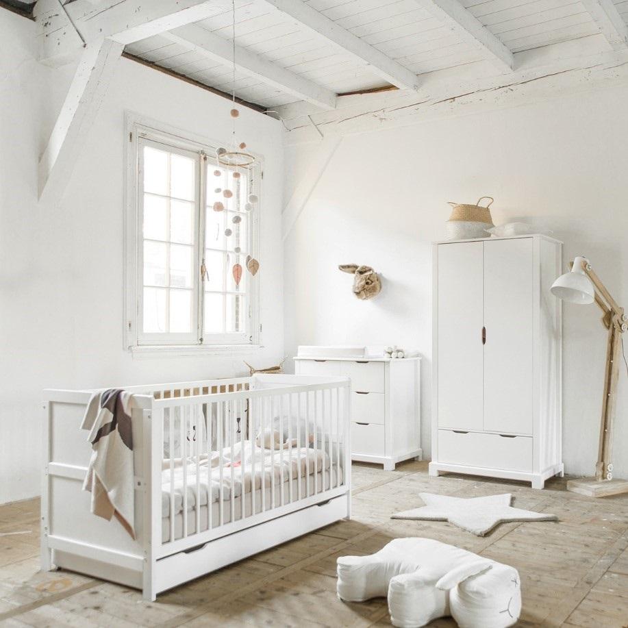Inrichten van de babykamer