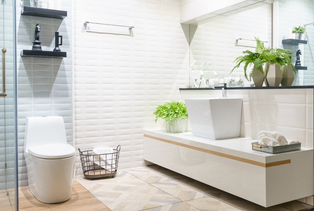 Badkamer pimpen met planten