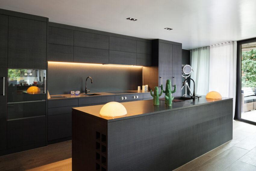 Uniek 5x Een Zwarte Keuken Woonstijl