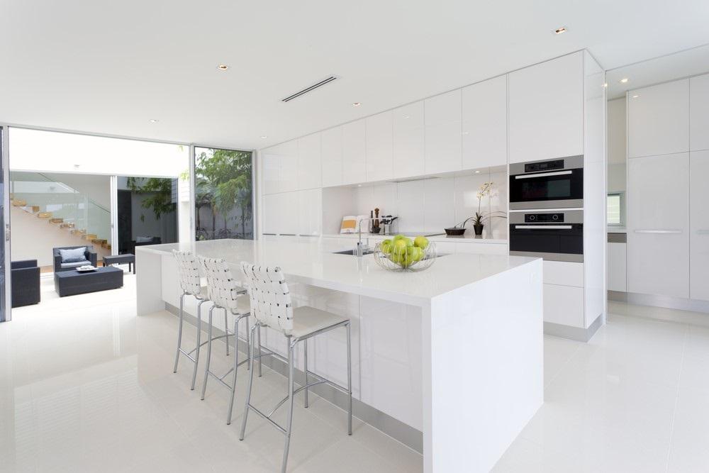 Luxe exclusieve keuken