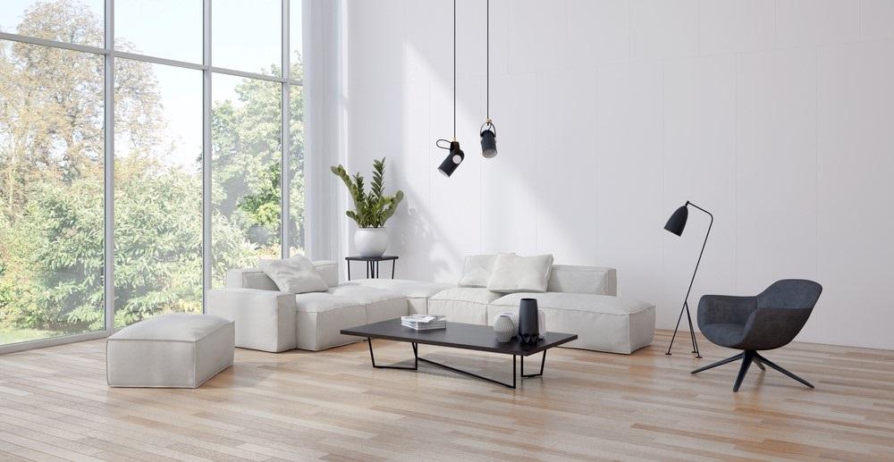Stijlvolle design salontafel