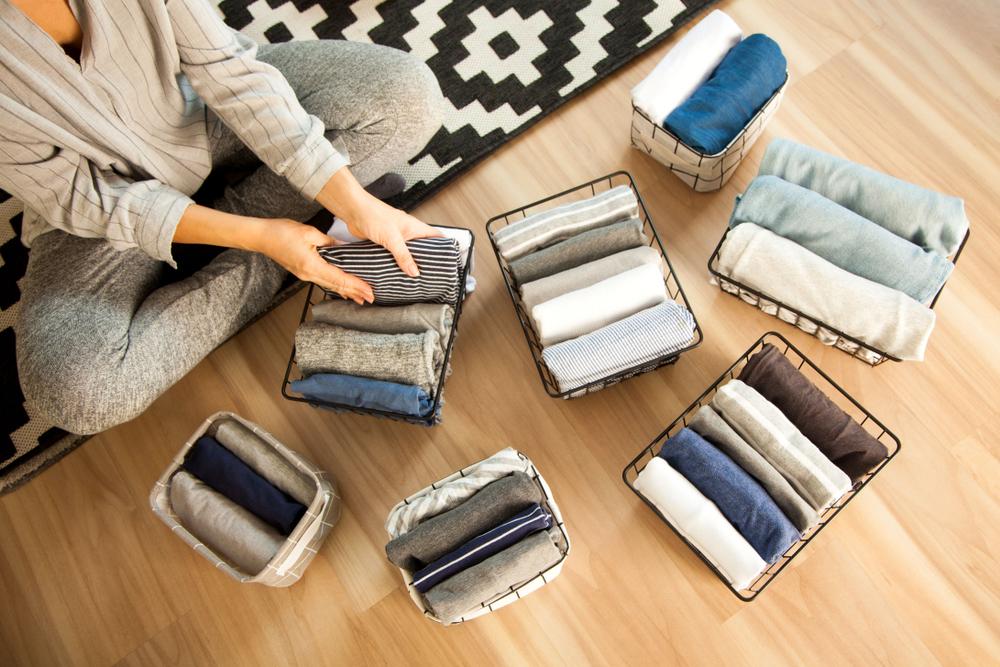 Gewoon beginnen: met deze 5 tips lukt je kledingkast opruimen ook bij jou!