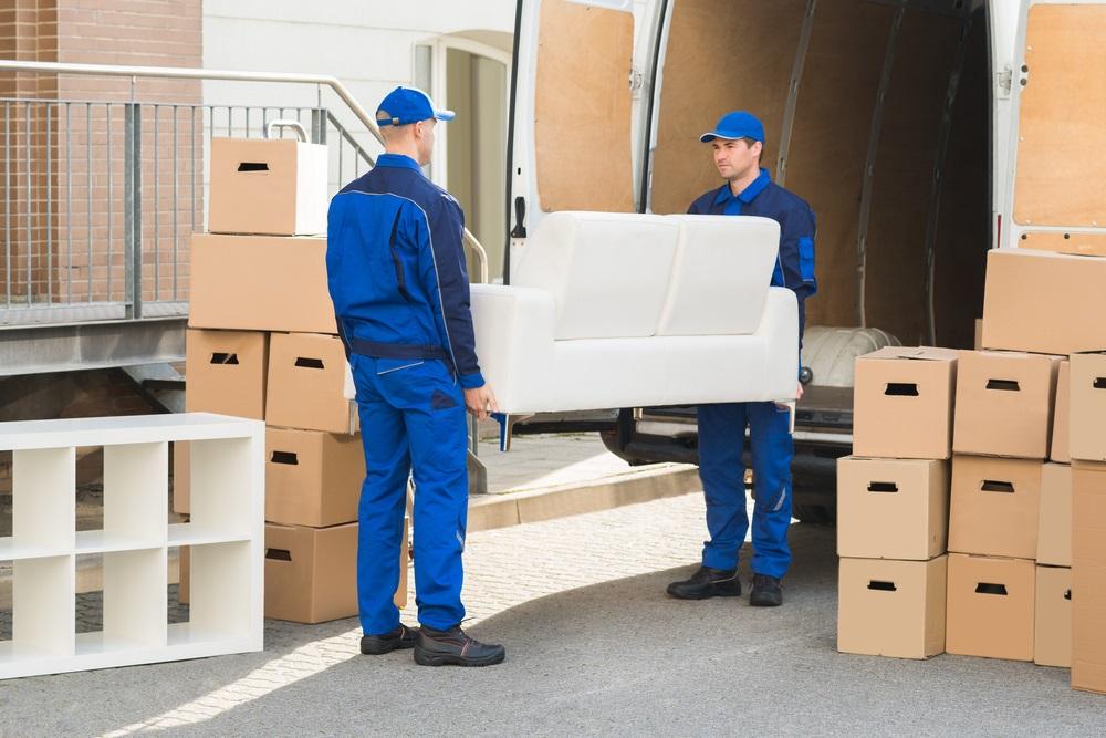 Raadpleeg verschillende verhuisbedrijven