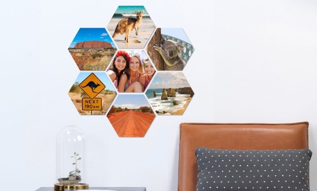 Hexagonfoto's